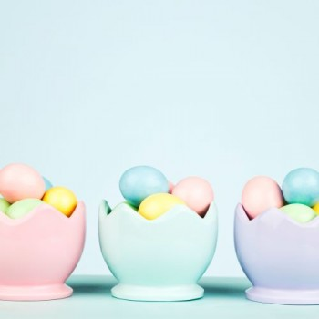 Serwetki Wielkanocne jajka...