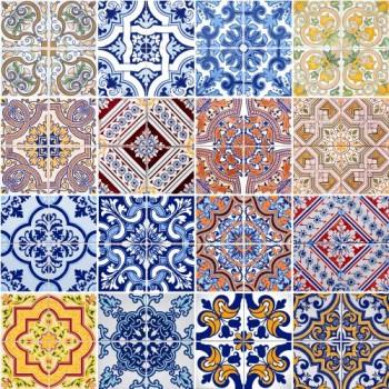 Serwetki mozaika