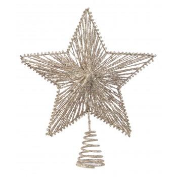 Gwiazda na choinkę...