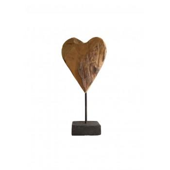 Dekoracja stojąca - Serce...